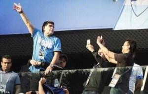 """Lionel Messi Should Retire"" - Argentina Legend, Diego Maradona"